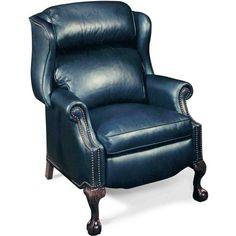 Bradington-Young Presidential Reclining Wing Chair BY-4130