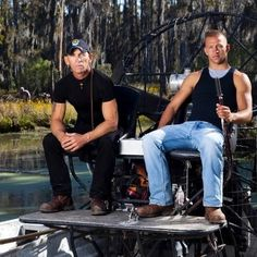 RJ & Jay Paul Swamp People