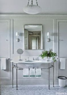 [CasaGiardino]  ♛  South Shore Decorating Blog: A Compelling Case For White: 40 Gorgeous White Rooms
