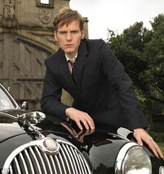 New case: Shaun Evans will play Inspector Morse in the 1960s