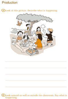 Grade 3 Grammar Lesson 8 Verbs – the present continuous tense English Grammar Exercises, Teaching English Grammar, English Worksheets For Kids, English Lessons For Kids, Grammar Lessons, Writing Lessons, French Lessons, Spanish Lessons, Teaching Spanish