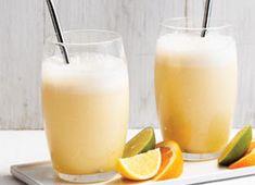 Almond Orange Smoothie.............smoothie recipes under 200 calories