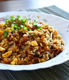 collecting memories: Chinese Fried Rice
