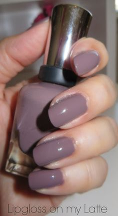 Sally Hansen Nail Polish in