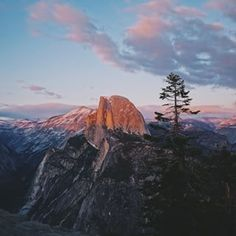 Glacier Point, Yosemite National Park, California | 16 Of The Most Photogenic Hikes On The West Coast