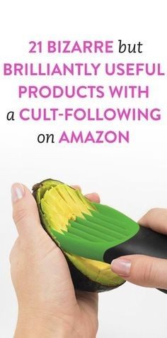 21 Bizarre But Brilliantly Useful Products With A Cult-Following On Amazon