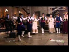 Vassilis Skoulas traditional cretan artist performing with amazing dancers for Alpha tv channel Greek Music, Bridesmaid Dresses, Wedding Dresses, Music Videos, Dancers, Artist, Youtube, Greece, Channel