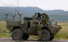 Canadian Army TAPV project, announced in July 2009, will procure 500 vehicles to fulfill various roles, including negotiating tough terrain, providing troops with a cross-country capability, and offering flexibility in choosing routes. The option for an additional 100 vehicles is included in the contract. The TAPV will replace the RG-31, the LAV-2 (Coyote only) and will complement the Light Utility Vehicle Wheeled (G-Wagon).