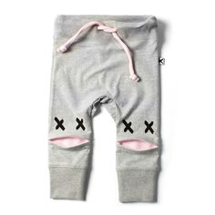 Minti Baby Cross Eyed Trackie Ballet - Newborn - CLOTHING :: Big Dreams