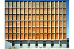 Dominique Perrault Architecture, Archives départementales de la Mayenne, 1989-1993