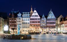 Best Places to Travel in Dec: Frankfurt, Germany- December brings a magical feeling to the city, when Christmas markets and ice skating rinks open to the public, and the city's famous apple wine is served at every corner. Another reason to go: Frankfurt is one of the cheapest places to travel this month, as hotel rates dip to their lowest points.