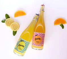 des étiquettes à imprimer pour customiser les petites bouteilles de ...