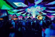 psychedelic theme party - Google Search