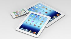 Apple Expected to Unveil iPad Mini. - Apple (AAPL) is expected to unveil the iPad Mini today. The iPad Mini could help the company with their push into. Iphone 5s, New Iphone, Apple Iphone, Apple Mac, Mini Apple, Tech Gadgets, Cool Gadgets, Phone Gadgets, Nouvel Iphone