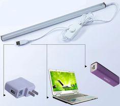 USB Eye Protection LED Wall Light