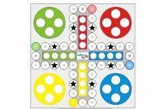 Tafels oefenen met mens-erger-je-niet! Download hier spelboek en spelregels