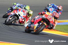 From Vroom Mag... MotoGP 2016 sees fantastic fan figures on and off track