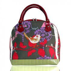 Bag by Darabags / Sweet Angel Bell Big no. 154 Crazy Birdie via SaShe