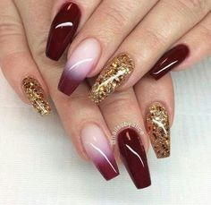 Amazing Gel Acrylic Nail Art 2018