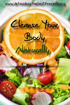 Helpful tips on natural ways to cleanse body of toxins and gain better health today.