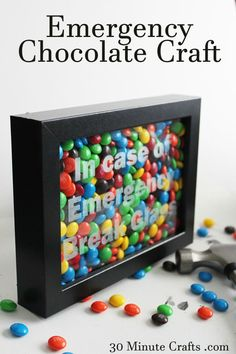 Craft Project Ideas: 30 Last-Minute Gifts Everyone will Love. Make with lett. - Craft Project Ideas: 30 Last-Minute Gifts Everyone will Love…. Make with letter stickers! Diy Gifts For Kids, Craft Gifts, Kids Diy, Diy Gifts For Best Friends, Diy Bff Gifts, Diy Birthday Gifts For Friends, 30 Gifts, Presents For Friends, Candy Gifts