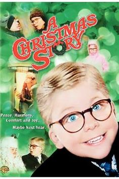 Christmas Story - My husband's all time favorite movie!