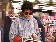 1987年9月15日夜 池袋西武百貨店11階 本屋 西武ブックセンター