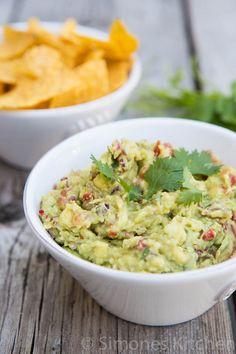 Het enige guacamole recept dat je nodig hebt - Simone's Kitchen