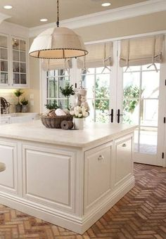 I know, how original, right? I'm writing about white kitchens – hardly an earth shattering, can't-believe-those-are-trending topic! But my love for them is deep, and has never waned. In fact, I have always had a white kitchen. Yep, I've had three kitchens in my adult life that I've picked and/or remodeled myself, and all three …