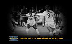 2012 WVU Women's Soccer