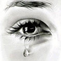 Cuando estamos tristes, hay una batalla entre las lágrimas y las palabras, a ver qué sale primero…   Ganan las lágrimas pues, el nudo en...