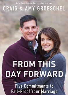 eBook Sale: From This Day Forward {by Craig and Amy Groeschel} – $2.99!