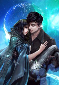 Ele o protetor dela, ela a herdeira.