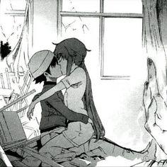 The Future Diary Manga Anime, Mirai Nikki Future Diary, Yandere Girl, Beaux Couples, Adrien Y Marinette, Animes Yandere, Ex Machina, Moon Art, Anime Couples