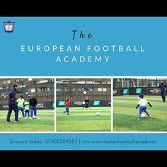 Did you know that the first week with the EFA is free? Hurry up then, register for your free week now and learn all about our exclusive program and initiatives, such as International Camps in one of the best football academies in the world, international tournaments, field trips and scholarships. Call 07428384583 now for further information. ⚽️ #WeAreEFA #TeamEFA #EFAfamily #EFALondon ⚽️ #GrassrootsFootball #GrassrootsFootballLondon #FootballTraining #YouthFootballLondon #YouthFootball…