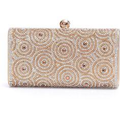 fe84425af Womens Evening Clutch Bag Wedding Purse Bridal Prom Handbag Party Bag...  ($19