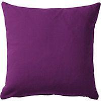 Colour Match Cotton Cushion - 43x43cm -