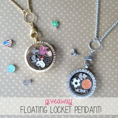 WIN IT! One lucky fan will win one of these darling Floating Pendant Lockets with 5 (FIVE) Charms! Like, comment and share, then enter here. Can't wait to win one? We'll be featuring these on the site tomorrow! Floating Lockets, Floating Charms, Cute Necklace, Locket Necklace, My Christmas Wish List, Cute Charms, Mother Gifts, Honeysuckle Vine, Legal Advisor