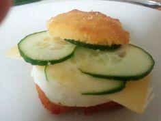 Kaaskoekje als ontbijt - Gezond leven met Pien