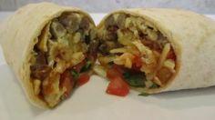 Easy Healthy Recipes, Asian Recipes, Easy Meals, Ethnic Recipes, Breakfast Burritos, Tex Mex, Recipe Of The Day, Cheddar, Breakfast Recipes