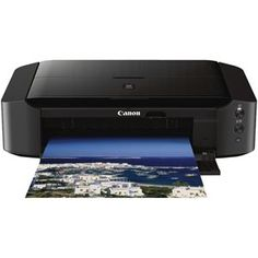 Canon Pixma Ip8720 Inkjet Photo Printer