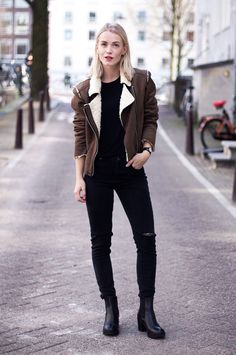 Fashion Attacks wearing Invito chelsea boots! #inspiration #fashion #style #outfit #shoes
