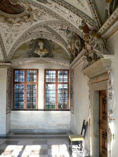 Bučovice chateau, South Moravia