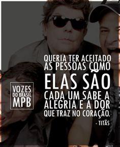 Epitáfio - Titãs (Compositor: Sérgio Britto)