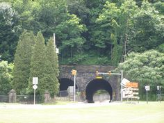 Do you believe in ghosts? Drive through this haunted tunnel in Pennsylvania before you answer that question. Horseshoe Curve in Altoona