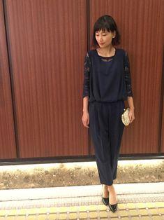 潮田あかりさんの「PIERCED(petite robe noir)」を使ったコーディネート