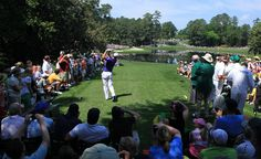Players together from around the globe. Justin Rose from England #golf