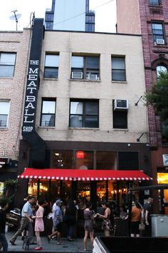 the meatball shop nyc | The Meatball Shop #Lower East Side #NYC #New York