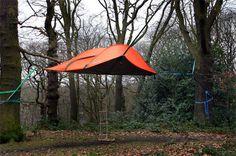 hammock tent, camping gear, Tensile