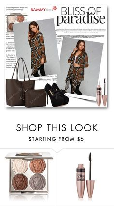 """""""Style for everyday"""" by belmina-v ❤ liked on Polyvore featuring Chantecaille and Maybelline"""